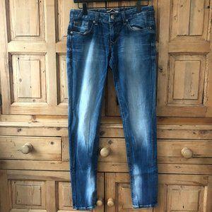 Rerock for Express 4 Skinny Jeans